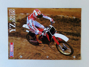 Yamaha Yz Motorcycle Repair Manuals Literature For Sale Shop With Afterpay Ebay