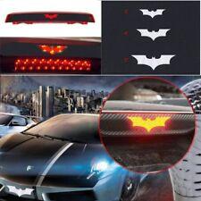 Decal Vinyl SUV Car Batman Decal Stop Brake 3D Carbon Fiber Tail Light Sticker