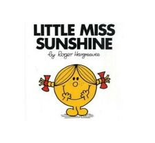 Little Miss Sunshine (Little Miss Classic Libr... by Hargreaves, Roger Paperback