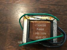 Stancor low voltage power transformer P-6469-new old stock