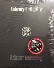 "COFFRET JOHNNY HALLYDAY... ""TOUR 66""...LOT N°2"
