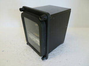 General Electric 12IJS52D3A Synchronism Check Relay IJS 52D3A GE 60Hz