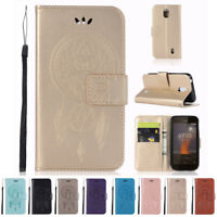 Luxury PU Leather Wallet Flip Card Kickstand Case Cover Skin Card For Nokia 1