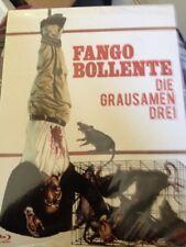 Fango  Bollente( The Savage Three) BluRay Camera Obscura New Release