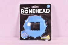 Himalayan Pet Supply Large Bonehead Dog Chew for Dogs 35lbs & Over Blue
