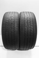 2 x 255/50 R19 107H Sommerrreifen Continental Cross Contact Sport 6,4mm DOT4511