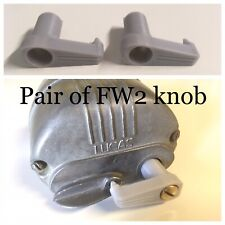 Pair Of Wiper Motor Turn Knob For LAND ROVER Series 1 2 Lucas FW2 Handle
