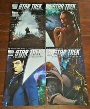 Star Trek Countdown to Darkness: #1 thru #4, (2013, IDW) Free Shipping!