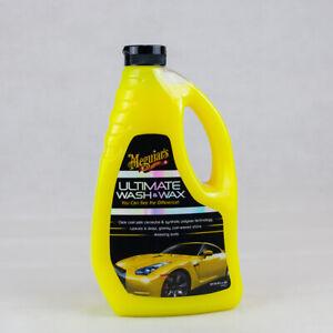 Meguiars Ultimate Wash & Wax High Gloss Car Wash Shampoo 1420ml