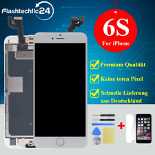 LCD DISPLAY für iPhone 6S VORMONTIERTE RETINA EINHEIT Touch Screen Weiß White