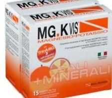 MG.K VIS Magnesio e Potassio LEMONADE - OFFERTA 15+15 BUSTINE
