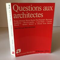 Cook Klotz Preguntas a Las Architects Arquitectura Calco Mardaga
