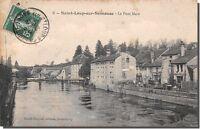 CPA-70 - SAINT-LOUP-sur-SEMOUSE - Le Pont Maré