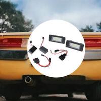 Chrome License Plate Frame AUDI A3 A4 A5 A6 A7 A8 Q3 Q5 Q7 TT R8 S4 S5 S7 RS7