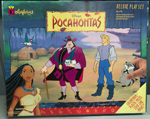 Disney's Pocahontas Colorforms Play Set