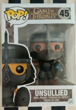 Game Of Thrones Unsullied Funko Pop! Vinyl #45