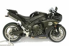 Yamaha YZF R1 2010 R&G Racing Upper Aero Crash Protectors CP0244BL Black