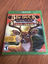 Big Buck Hunter Arcade (Microsoft Xbox One, 2016) NEW!