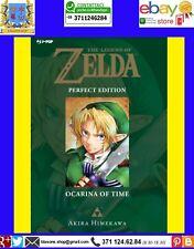 Zelda Perfect Edition 1 - Ocarina of Time J-Pop Fumetto Manga Fantasy