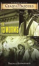 13 Worms (DVD, 2007) NEW! See Details