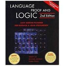 Language Proof and Logic. 2nd edition. Barker-Plummer, Barwise, Etchemendy