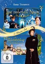 DVD EINE ZAUBERHAFTE NANNY TEIL 1 + 2 - EMMA THOMPSON + COLIN FIRTH *** NEU ***