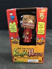 Boogily Heads Series 2  Gus Fink's  Paperbag New in Original Package