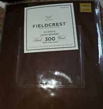 NWT Fieldcrest Queen Brown Bedskirt