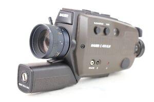 Bauer C 400 XLM Super 8 Movie Camera - Untested - For Parts / Repair