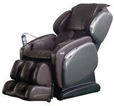 Osaki OS-4000 CS Zero Gravity L-Track Massage Chair Space Saver Recliner + Heat