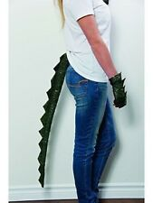 "HMS Green Dragon Tail 36"" Cosplay Costume Accessory Larger Children Teens Adults"