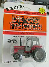 Vintage Ertl Diecast #1120 MASSEY FERGUSON 699 in Package 1/64 scale tractor