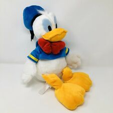 Disney Store DONALD DUCK Plush Stuffed Animal Toy