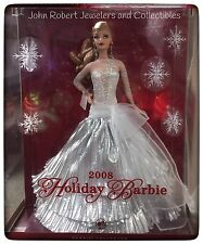 BARBIE HOLIDAY BARBIE 2008 NRFB