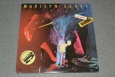 Marilyn Scott~Without Warning!~With Promo / Press Inserts~NM Vinyl~FAST SHIPPING