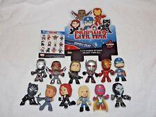 Funko Mystery Minis Marvel Captain America Civil War - 12 pcs - Black Panther