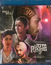 UDTA PUNJAB - BOLLYWOOD BLU-RAY - Shahid Kapoor, Kareena Kapoor, Alia Bhatt