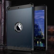 iPad Mini 1 2 3 Hybrid Shockproof&Drop Resistant Hybrid Armor Case Cover Films
