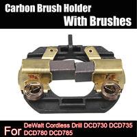 Kohlebürsten mit Kohlenhalter Für DeWalt Akku-Bohrer DCD730 DCD735 DCD780 DCD785