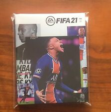 FIFA 21 STEELBOOK ONLY PS4 PC XBOX ONE G2 SIZE NEW STEELBOX METAL CASE