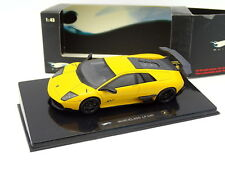 Hot Wheels 1/43 - Lamborghini Murcielago LP 640 SV Jaune