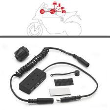 KIT POWER HUB 12V GIVI COMPLETO ALIMENTAZIONE MULTI USB PER BORSE DA SERBATOIO