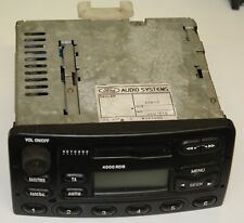 RADIO CASSETTE PLAYER FORD 4000 RDS FOR FORD CARS AND VANS SOUND SYSTEM FORD GWO