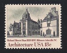 BILTMORE ESTATE - ASHEVILLE, NC - U.S. POSTAGE STAMP - MINT CONDITION