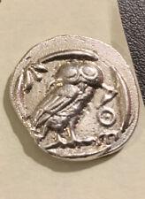 999 Silver Coin Tetradrachm Restrike