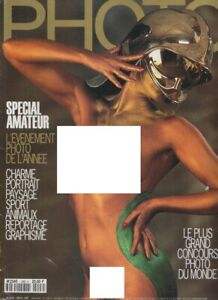 FRENCH PHOTO MAGAZINE  - AMATEURS SPECIAL ISSUE - JAN:FEB 1993 N298
