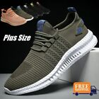 Mens Sneakers Outdoor Casual Athletic Running Tennis Gym Jogging Sports Shoes