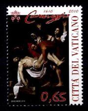 Pintor caravaggio (1571-1610). grablegung de Cristo. 1w. vaticano 2010