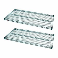 More details for metro super erecta shelves epoxy coated antimicrobial 1220(w) x 460(d) mm new