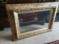 antique arts & crafts gilt frame